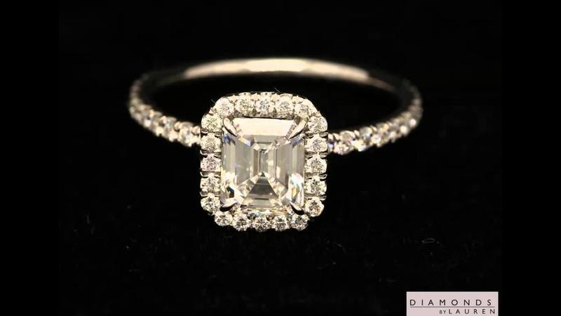 1.14ct E/VVS2 Diamond Shows lovely Steps r1958