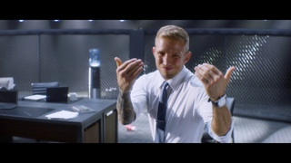 UFC Stars TJ Dillashaw & Stephen Thompson - MMA Flex Collection Fight | Van Heusen :60 Commercial