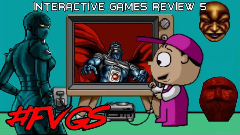FVGS Interactive Games Review 5