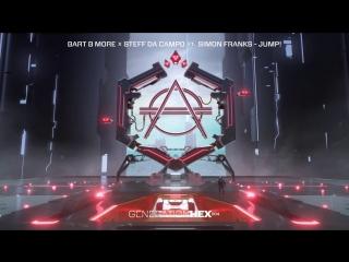 Bart B More x Steff Da Campo feat. Simon Franks - Jump! (Official Music Video)    клубные видеоклипы