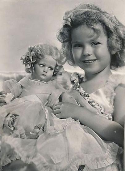"""Ширли Темпл - «Девочка-кукла». Самая юная обладательница премии """"Оскар""""., изображение №6"""