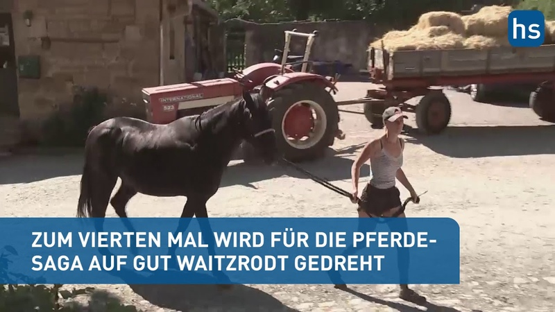Ostwind - Aris Ankunft - So laufen die Dreharbeiten in Nordhessen