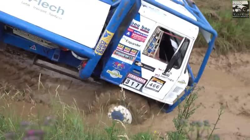 Truck trial Stráž pod Ralskem 2019 - 6x6 Tatra 815 - 466 Lukasz Martynek