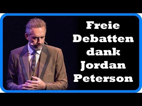 """Endlich Meinungsfreiheit? Jordan Peterson startet (nahezu) zensurfreie Plattform """"Thinkspot"""""""