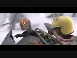 Трейлер - Снежные гонки (2019)