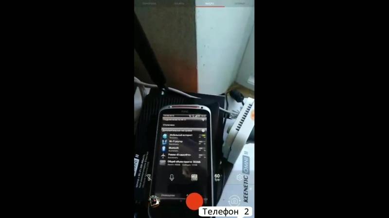 IP видеонаблюдение через мобильный интернет