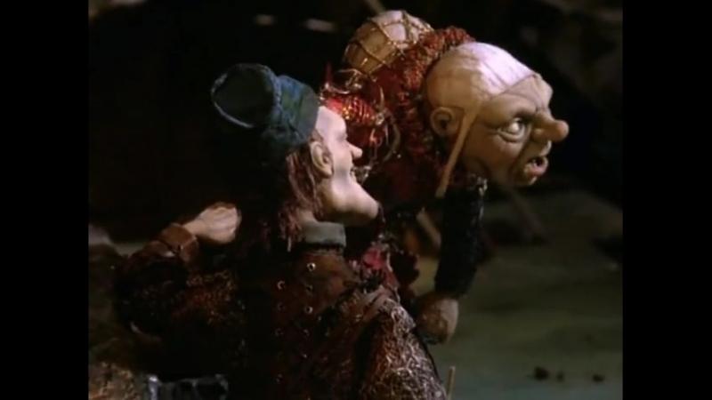 Мультопера Operavox (1995) Дж. Верди - Риголетто (Барри Пурвс Barry Purves)
