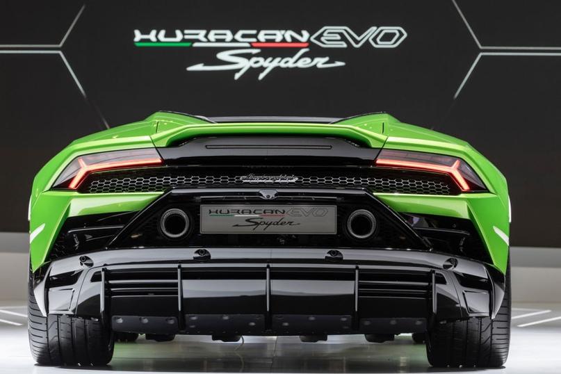 Lamborghini Huracan — суперкар с суперкомпьютером, изображение №5