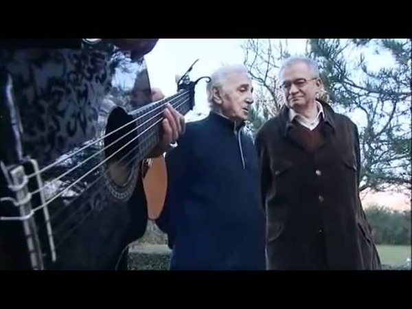 Charles Aznavour - Chico and The Gypsies TE ESPERO (Je tattends)