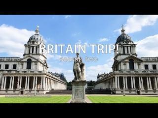 BRITAIN TRIP! - ФИНАЛ! Тейт, Музей естествознания, Ричмонд, Гринвич, Портобелло