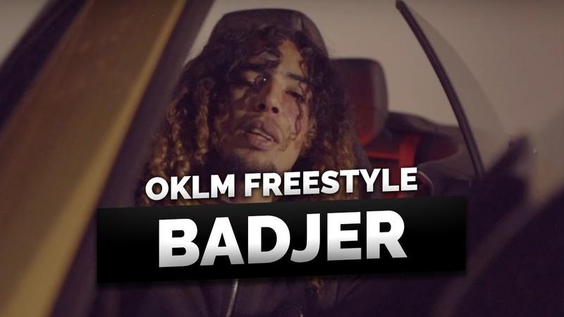 BADJER OKLM Freestyle Prod by Serk Le Labo OKLM TV