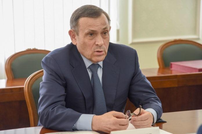 Евстифеев назначил Макарова представителем Марий Эл