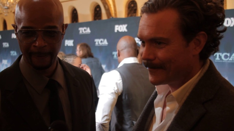 Damon Wayans Clayne Crawford (Lethal Weapon)