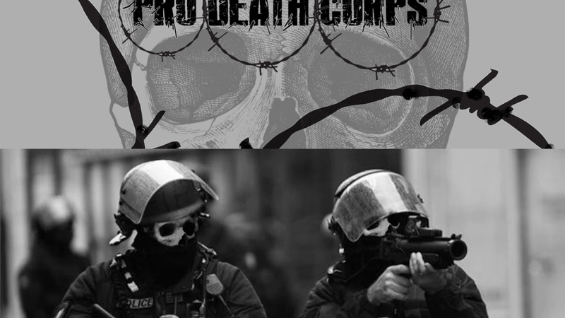 PRO DEATH CORPS Premature Enucleation Full Album