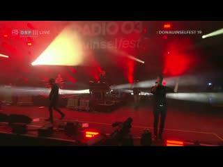 Mando Diao - Live at Donauinselfest (Vienna, Austria) 2019 HD