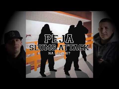 Peja Slums Attack Kolejny stracony dzień prod Peja Magiera DJ Decks