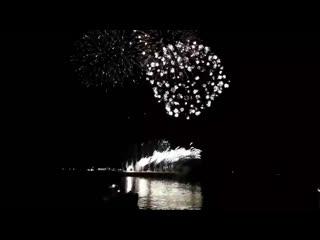 XIV Российский Фестиваль фейерверков Большая Волга - Шаг в будущее