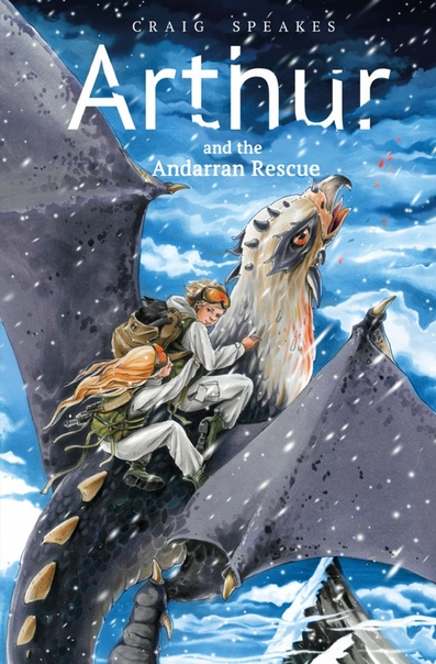 Arthur and Andarran Rescue