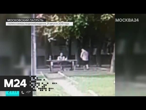 Московский патруль: арестован поджигатель московского инвалида - Москва 24