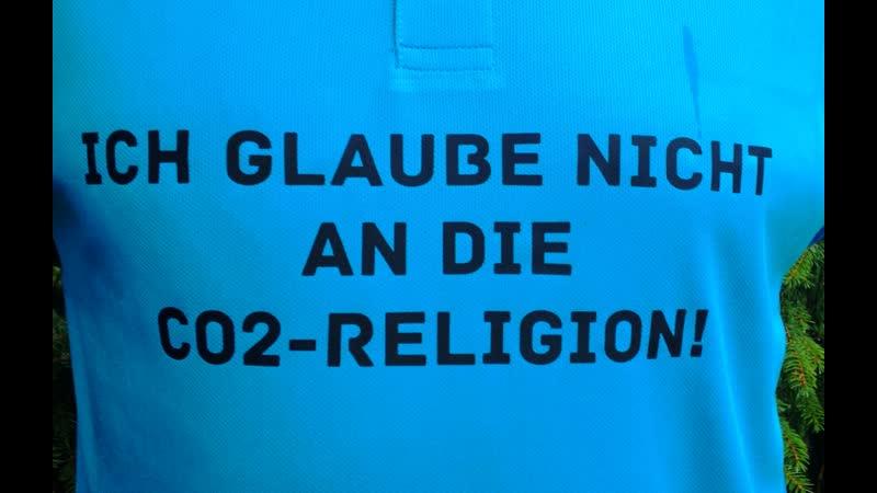 Ernst Cran zur CO2-Religion