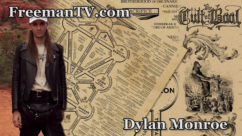 The Cult of Baal - Dylan Monroe