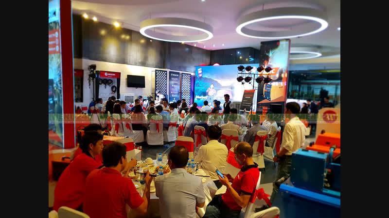 MENU24H: Tổ chức tiệc sự kiện hội nghị khách hàng công ty Weldcom