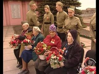На Серовском механическом заводе состоялся митинг, посвященный 74-й годовщине со дня Победы
