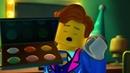 Мультфильм Лего ниндзяго - 4 cезон 1 серия HD