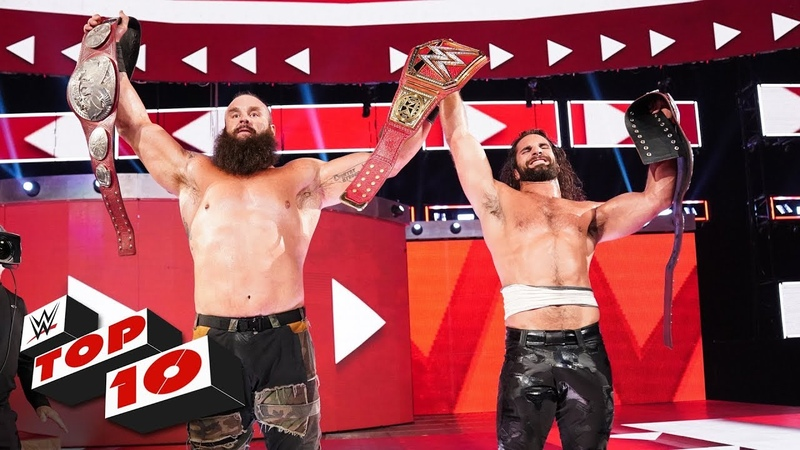 [My1] Top 10 Raw moments: WWE Top 10, Aug. 19, 2019