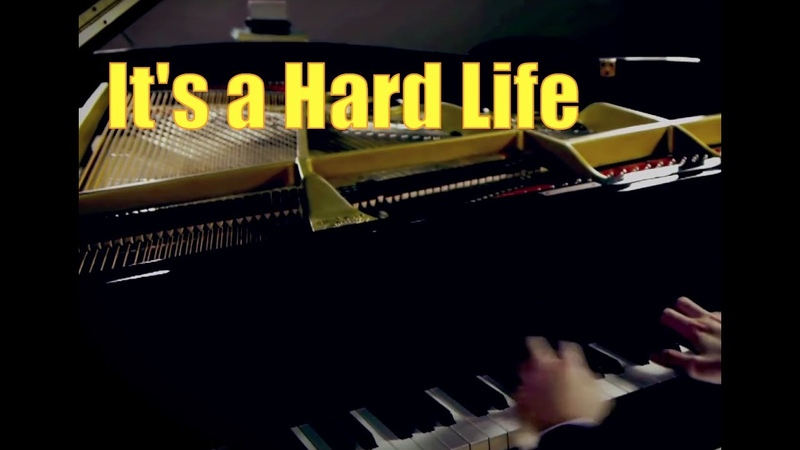 Queen It's a Hard Life HD Piano Cover play by Ear by Fabrizio Spaggiari