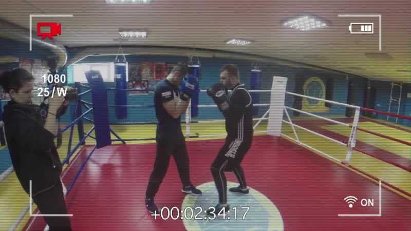 Школа бокса и кикбоксинга Смещение с линии атаки irjkf jrcf b rbr jrcbyuf cvtotybt c kbybb fnfrb