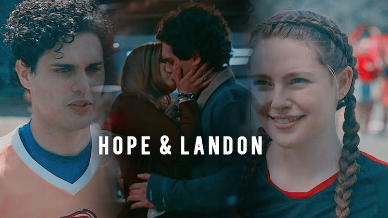● landon hope i love you so much i just want you to be happy 1x01 2x03