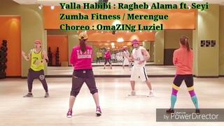 YALLA HABIBI : Ragheb Alama ft. Seyi Shay /Zumba/ Merengue/ OmaZINg Luziel/ GGXI Abu Dhabi & Dubai