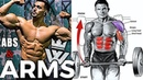 ABS and ARMS WORKOUT   18 Effective Exercises