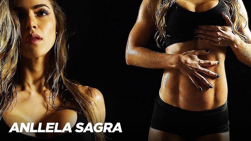 ANLLELA SAGRA - Best of 2019. Hard workout and photoshoot 🔥