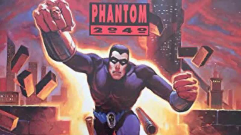 Phantom 2040 (SEGA). Играет kAmbAr (Реквест от Евгения Шугаева) (гость - Orand)