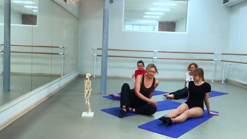 SLs Как высоко поднять и держать ногу 2. Методика для новичка и упражнения для продв