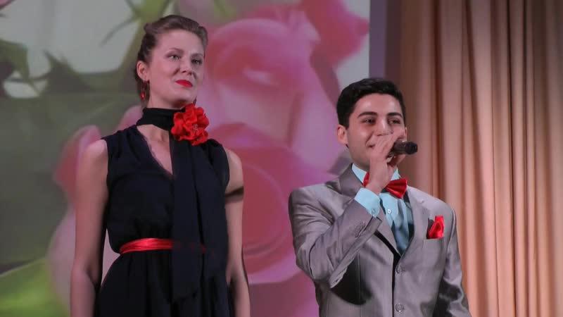 Гр.,,Синхрон,, и ВИА ,,Апельсиновый город,, - концерт 8 марта 2017 года