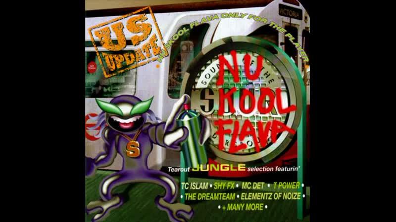 JungLe Nu SkooL FLava 1996 Made In U k