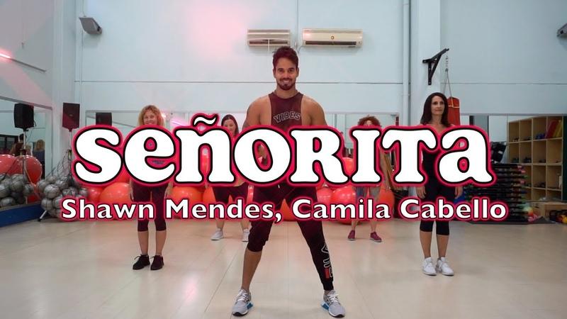Señorita Shawn Mendes Camila Cabello by Lessier Herrera Zumba