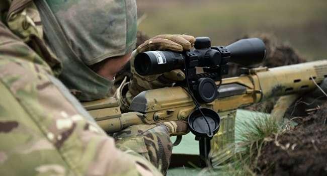 ООС: боевики обстреляли мирных жителей в окрестностях Марьинки