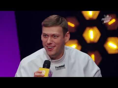 Дуэт Импровизация в Анекдот Шоу. Антон Шастун и Дмитрий Позов.