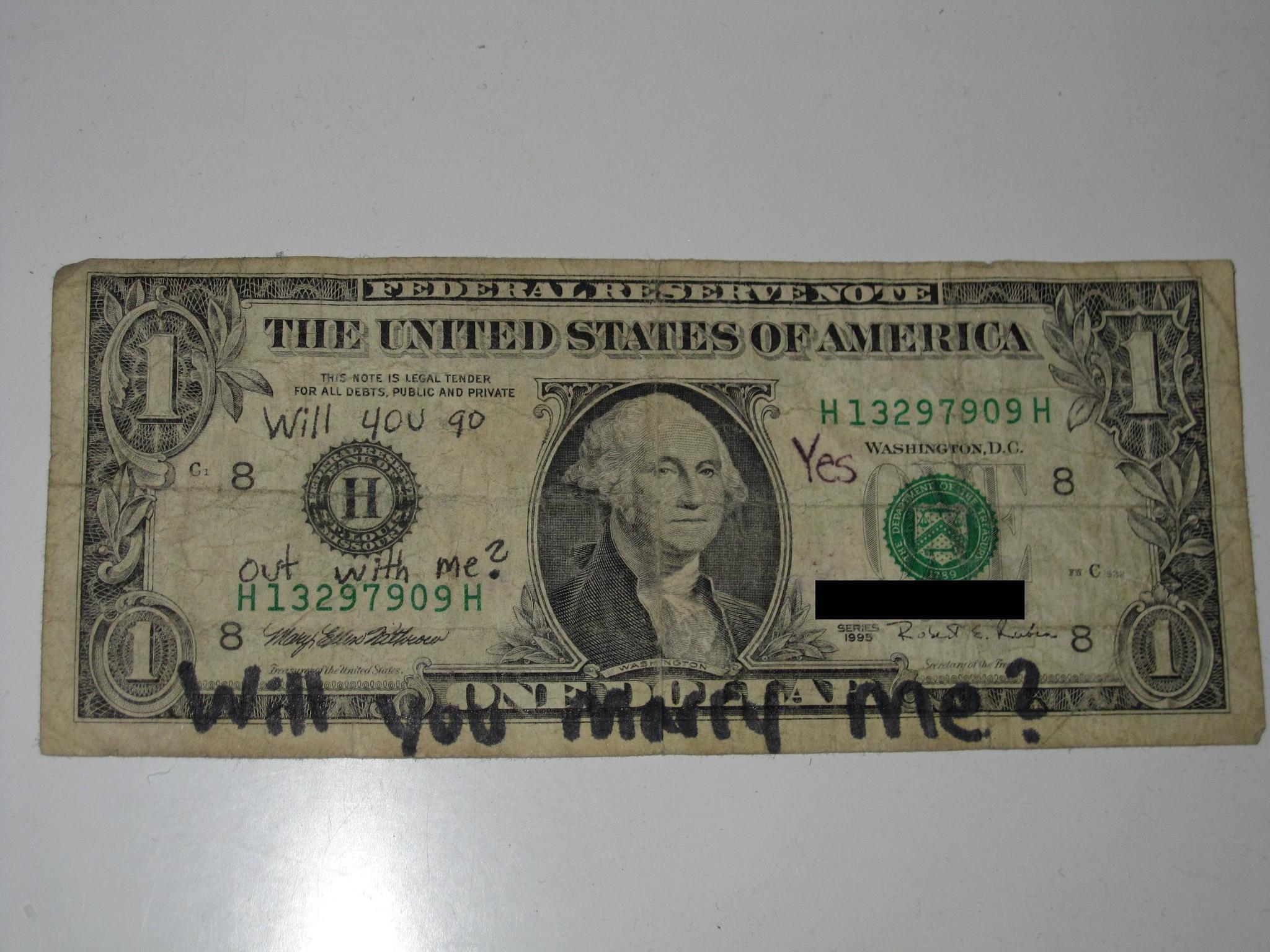 Самое ценное, что Вы приобрели всего за 1 доллар?