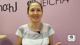 Отзыв об обучении наращиванию ресниц у Евгении Прохоровой. Ученица Анжелика (Тайвань)