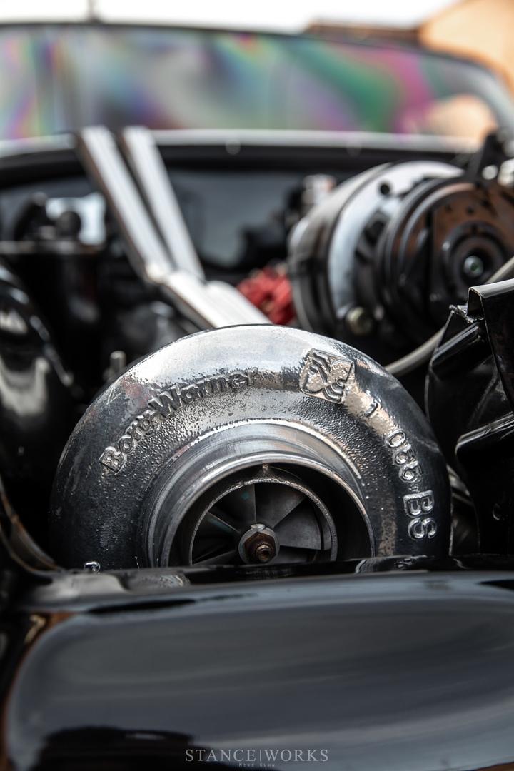 Mercedes-Benz W108 с турбированным 5.3-литровым LS, изображение №11