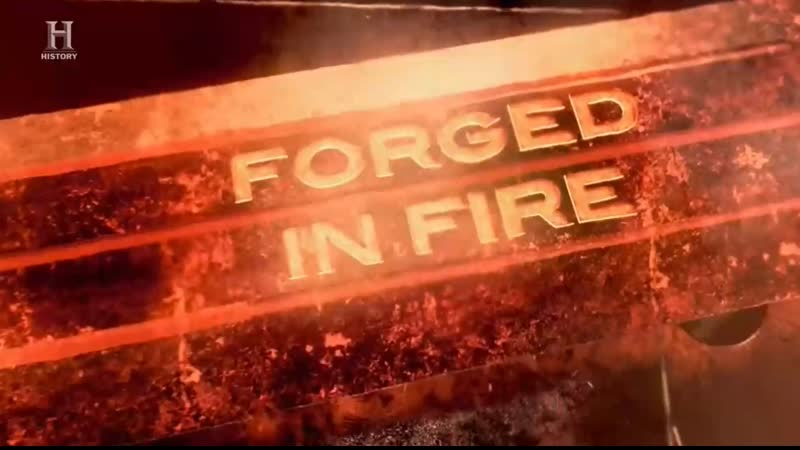 Между молотом и наковальней 6 сезон 14 серия Армейский турнир 3 часть Forged in Fire 2019