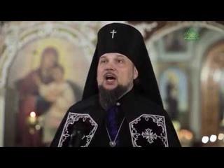 Архиепископ Сыктывкарский Питирим читал канон преподобного Андрея Критского в храмах столицы Коми.