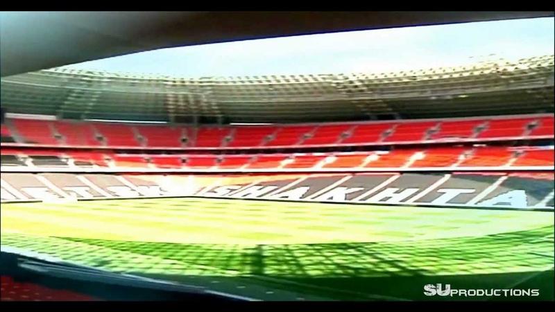 FC Shakhtar Donetsk Champions League promo 2011-2012 HD 720p