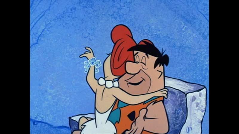 Флинтстоуны The Flintstones 4 сезон 11 серия Kleptomaniac Pebbles