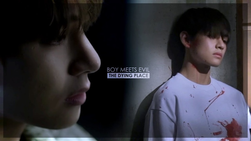 Boy meets evil the dying place dissociative identity disorder!au